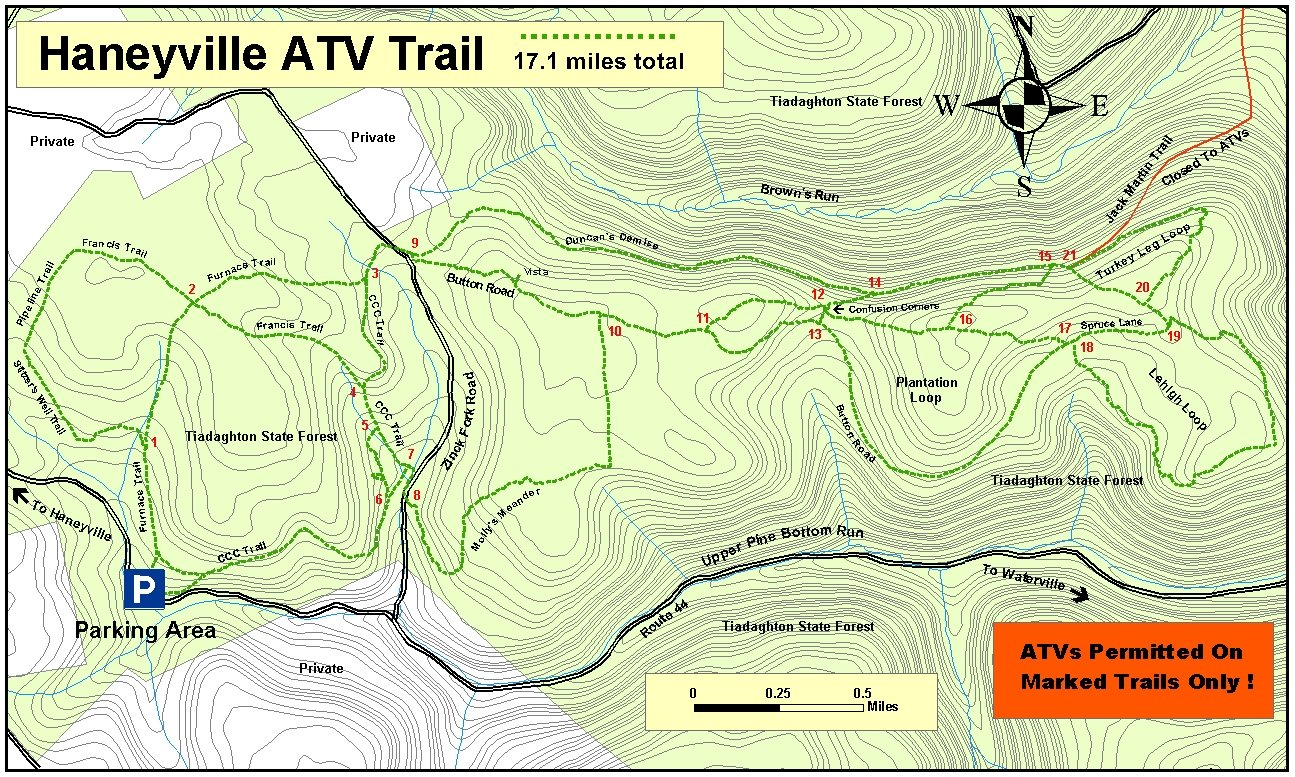 Haneyville ATV Trails Map, Lycoming County Pennsylvania ATV Trails on little pine state park pa map, salladasburg pa map, montour county pa map, golden eagle trail pa map, cumberland county pa map, fairfield township pa map, pennsylvania county map, bucks co pa map, northumberland county pa map, red land pa map, sullivan county pa map, schuylkill river pa map, alleghany county pa map, hillsgrove pa map, knox county pa map, porter township pa map, chester co pa map, gray pa map, kinzua dam pa map, elk county pa map,